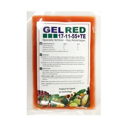 GelRed (17-11-55+TE)