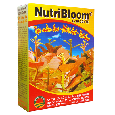 NutriBloom (6-30-30+TE)